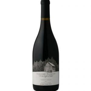 Simoni Family Vineyards 2017 Dino's Pinot Noir Yamhill-Carlton